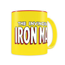 Iron Man Tasse The Invincible