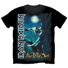 Iron Maiden T-Shirt Fear Of