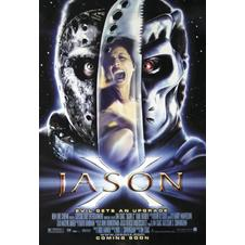 Jason X Poster Evil Gets An