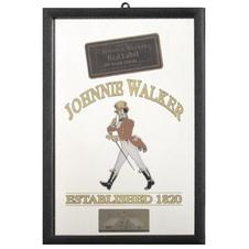 JOHNNIE WALKER MIRROR