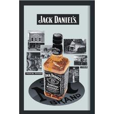 "JACK DANIEL'S MIRROR ""BOTTLE"""