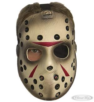 FRIDAY THE 13TH HOCKEY MASK
