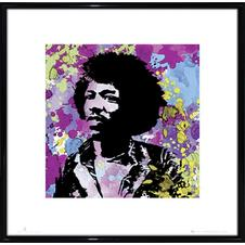 Jimi Hendrix Colours