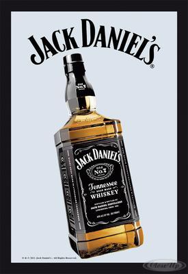 Jack Daniel´s Spiegel Bottle