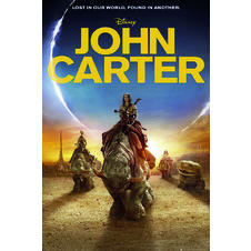 John Carter Poster Lost In Our