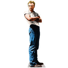 James Dean Cardboard stand up