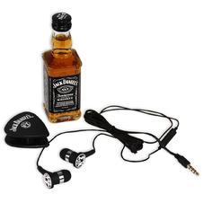 Jack Daniel's headphone set