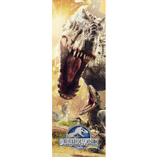 Jurassic World Poster Attack