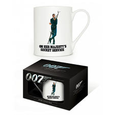 James Bond 007 Tasse On Her