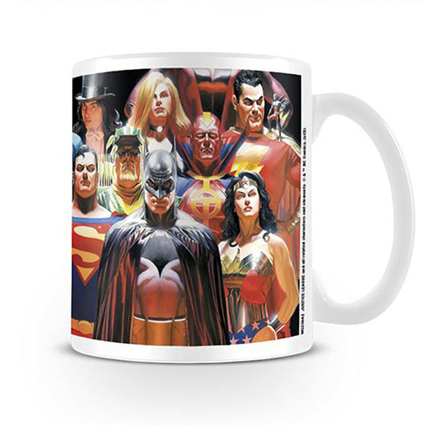 DC Comics Justice League Tasse