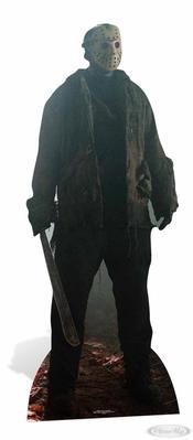 Jason Voorhees Pappaufsteller Friday the 13th