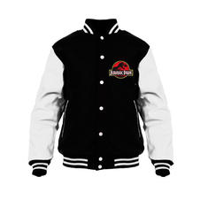 Jurassic Park College style jacket -