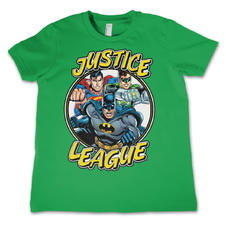 Justice League Kid's Shirt
