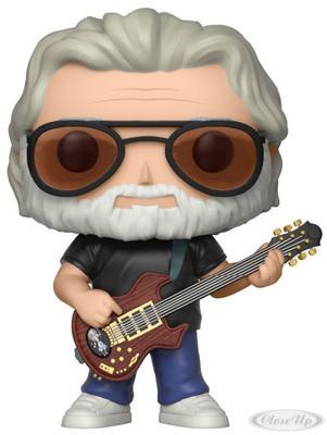 Jerry Garcia Pop! Vinyl Figur 61 Jerry Garcia