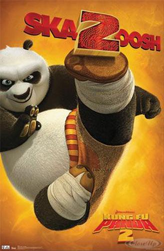 Kung Fu Panda 2 Poster One Sheet (2011)