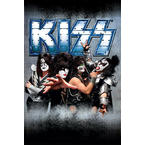 Kiss Poster Monsters