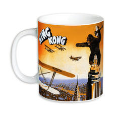 King Kong Mug - Empire State Building