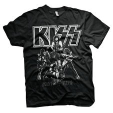 KISS T-Shirt Hottest Show On