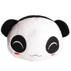 Kawaii Panda Plush Figure