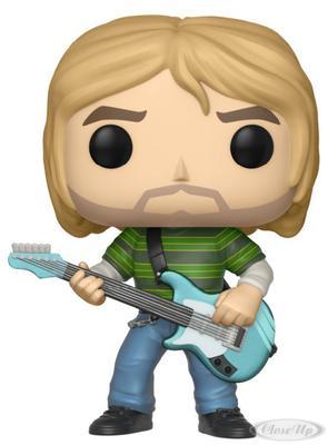 Kurt Cobain Pop! Vinyl Figur 65 Kurt Cobain