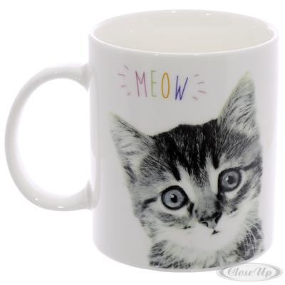 Kätzchen Tasse MEOW