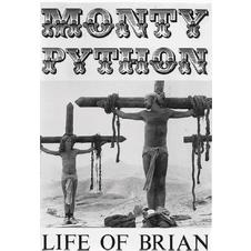 Monty Python Poster Life Of Brian