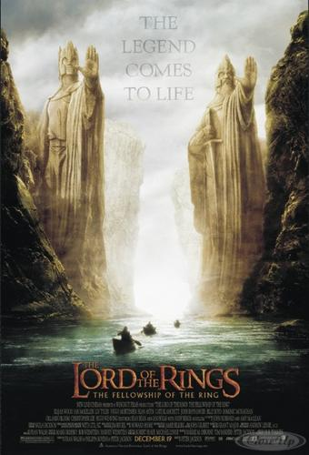 Herr der Ringe Poster