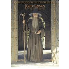 Lord of Rings Poster Gandalf
