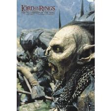 Lord of Rings Poster Orc