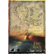 Lord of Rings 2 Poster