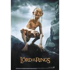 Big Poster THE LORD OF THE RINGS THE TWO