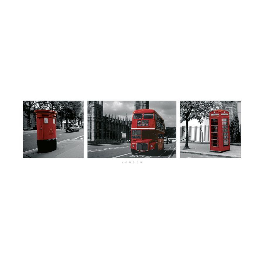 london poster red langbahnposter jetzt im shop bestellen close up gmbh. Black Bedroom Furniture Sets. Home Design Ideas