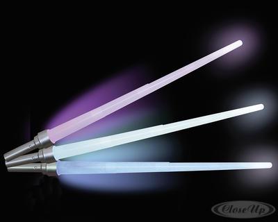 Lichtschwert, Laserschwert leuchtend. ´´Kristall FX´´
