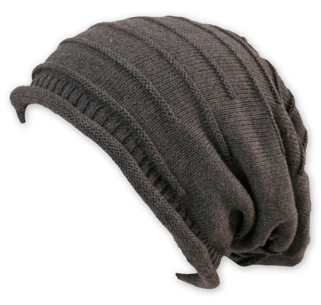 Long Beanie Cap Erik Grey