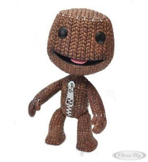 LITTLE BIG PLANET SACKBOY
