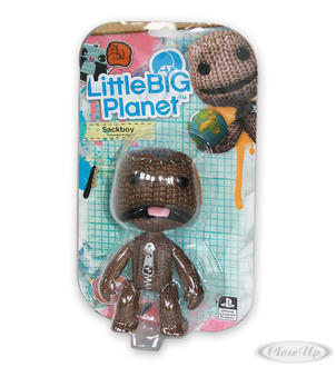 LITTLE BIG PLANET FIGURE