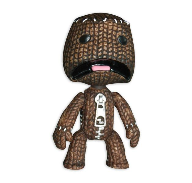 Little Big Planet Figur