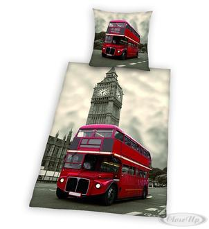 London Bus Bed linen