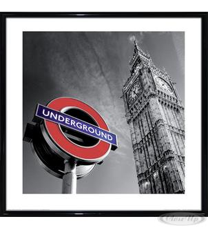 London Big Ben & Underground