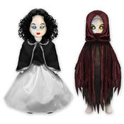 Living Dead Dolls Snow White & Evil Queen, Snow white
