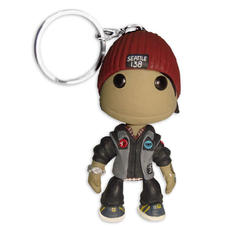 Little Big Planet Keychain