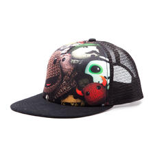 Little Big Planet Trucker-Cap