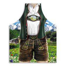 Lederhosen Kitchen apron