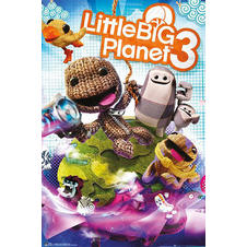 Little Big Planet 3 Poster