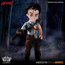Living Dead Dolls Figure - Evil Dead 2/