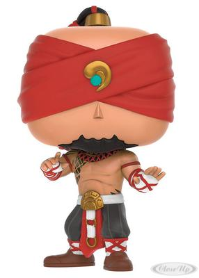 League of Legends Pop! Vinyl Figur 03 Lee Sin