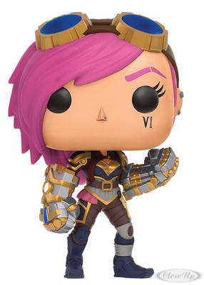 League of Legends Pop! Vinyl Figur 06 Vi
