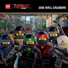 LEGO Ninjago Movie Kalender