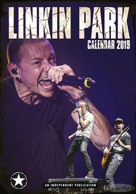 Linkin Park Kalender 2019 Tributkalender