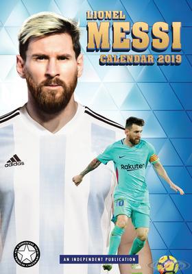 Lionel Messi Kalender 2019 Tributkalender